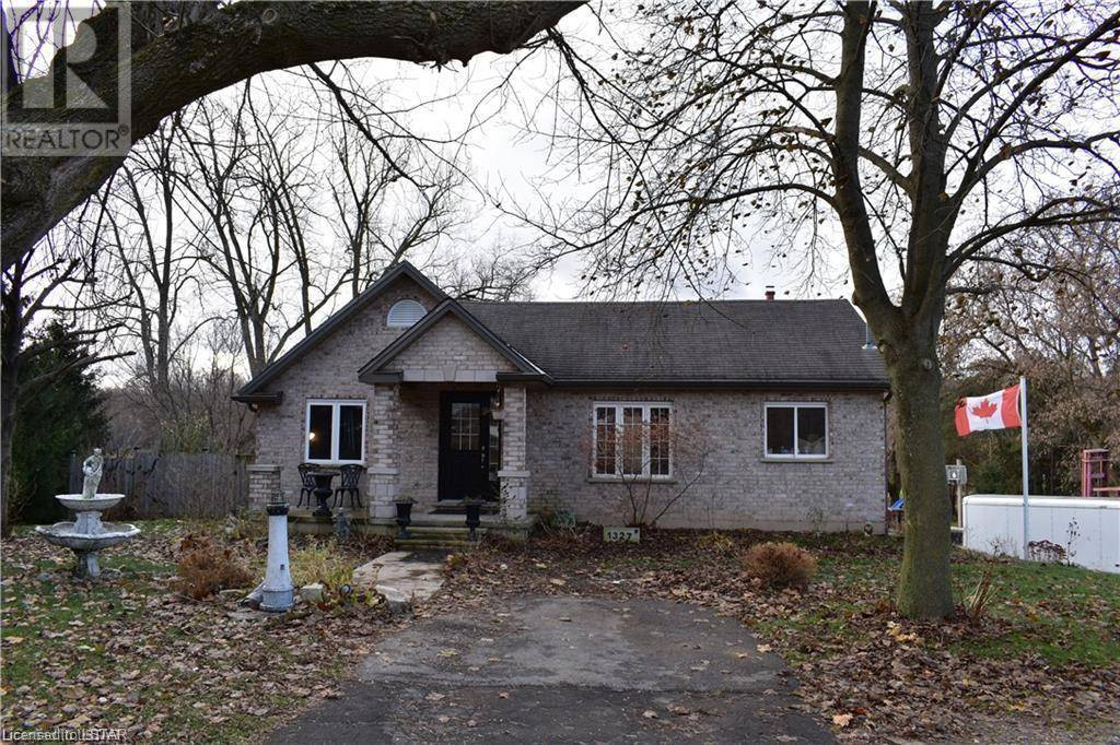 House for sale at 1327 Hamilton Rd London Ontario - MLS: 240720