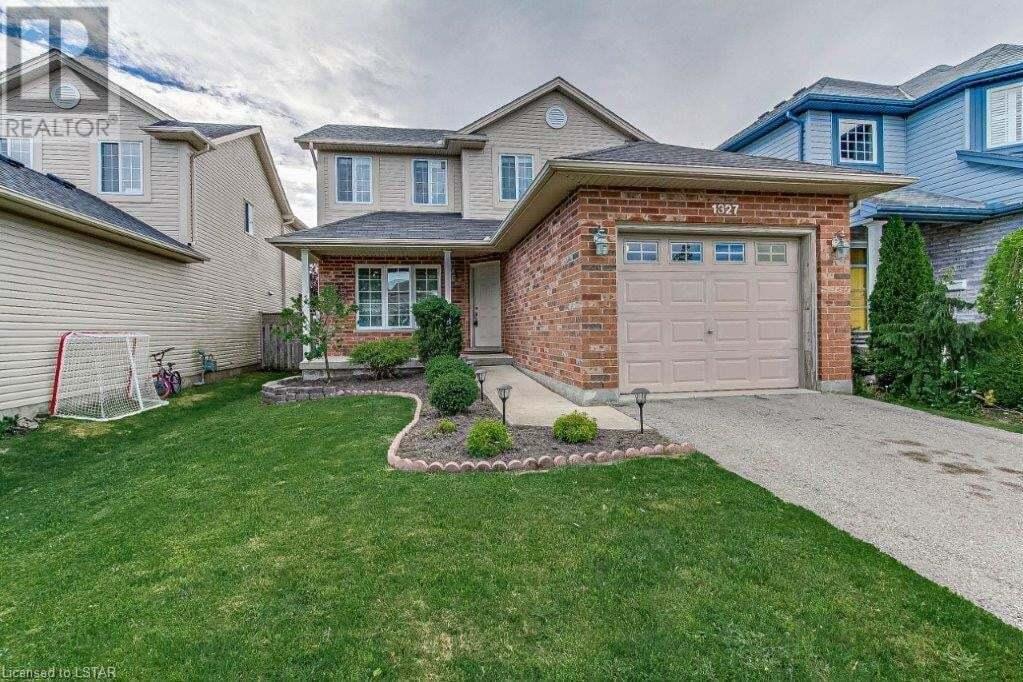 House for sale at 1327 Rosenberg Rd London Ontario - MLS: 262334
