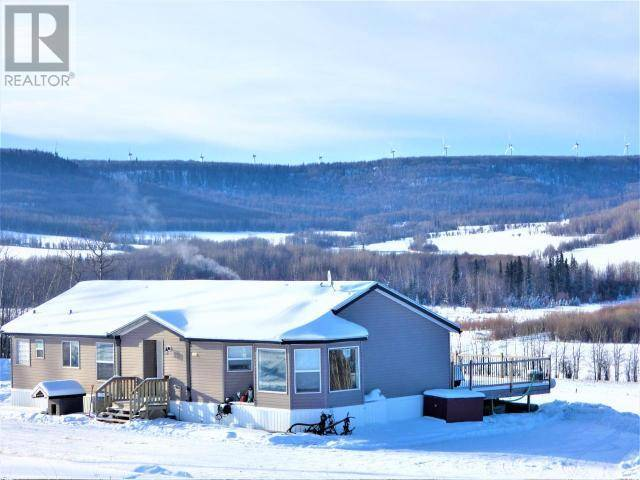 House for sale at 13277 Germans Rd Dawson Creek Rural British Columbia - MLS: 181980