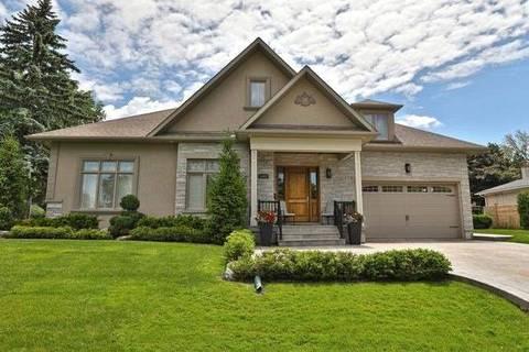 House for sale at 1328 Sheldon Ave Oakville Ontario - MLS: W4599088