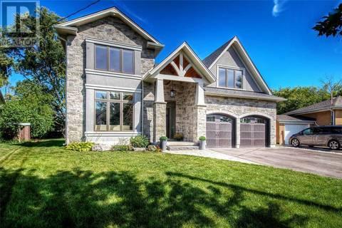 House for sale at 1329 Sheldon Ave Oakville Ontario - MLS: W4402796