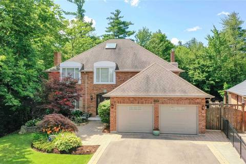 House for sale at 1329 Woodgrove Pl Oakville Ontario - MLS: W4608718