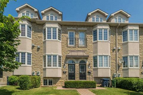 Townhouse for sale at 132 Finch Ave Toronto Ontario - MLS: C4592226
