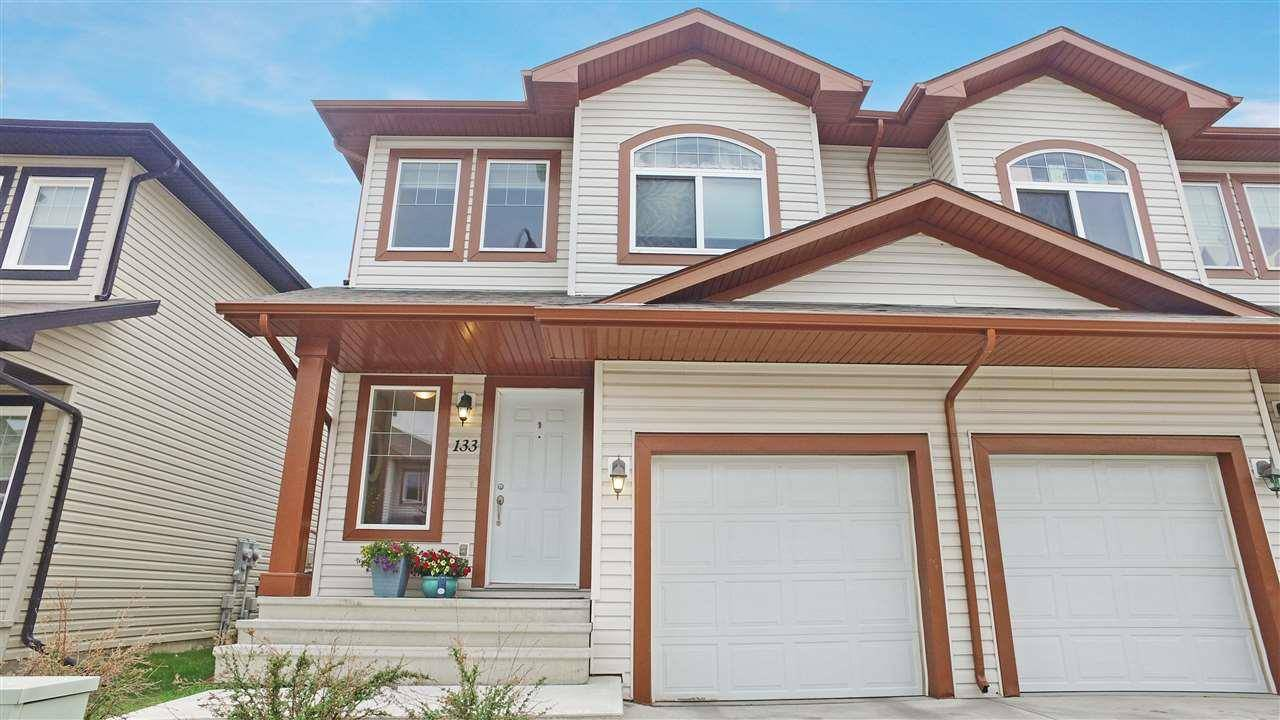 Townhouse for sale at 101 Deer Valley Dr Unit 133 Leduc Alberta - MLS: E4176839