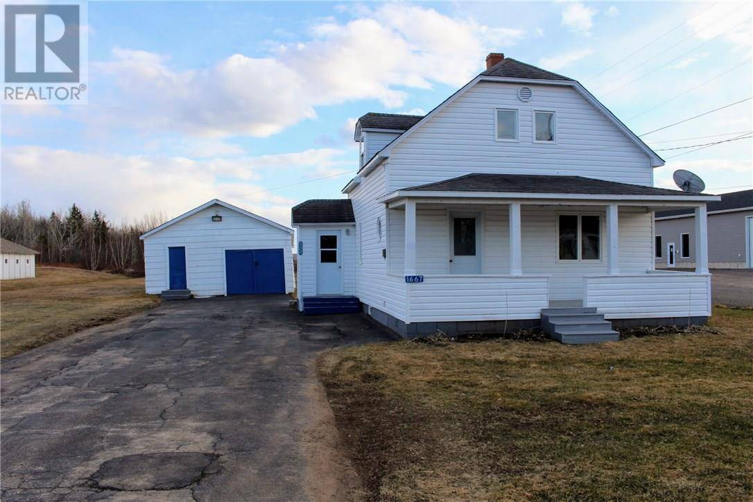House for sale at 1667 Route 133 Rte Unit 133 Grand Barachois New Brunswick - MLS: M128051
