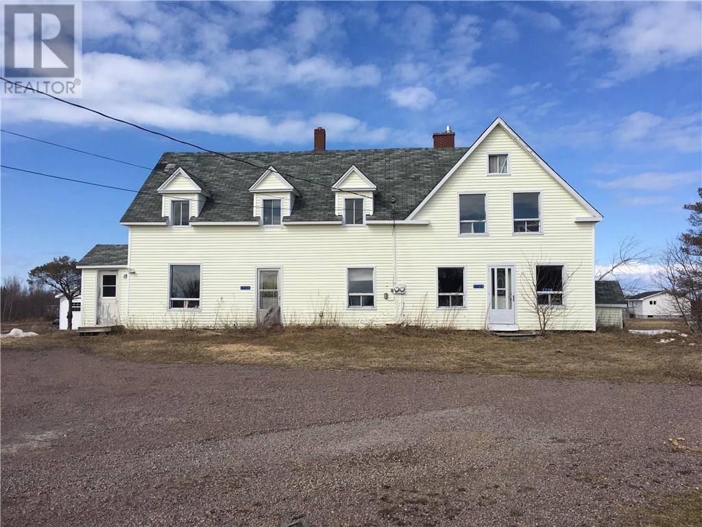 House for sale at 1708 Route 133 Rte Unit 133 Grand Barachois New Brunswick - MLS: M127998