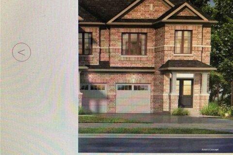 Townhouse for sale at 133 Adventura Rd Brampton Ontario - MLS: W4966857