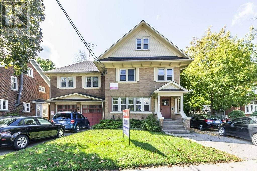 Townhouse for sale at 133 Albert St Waterloo Ontario - MLS: 30788570