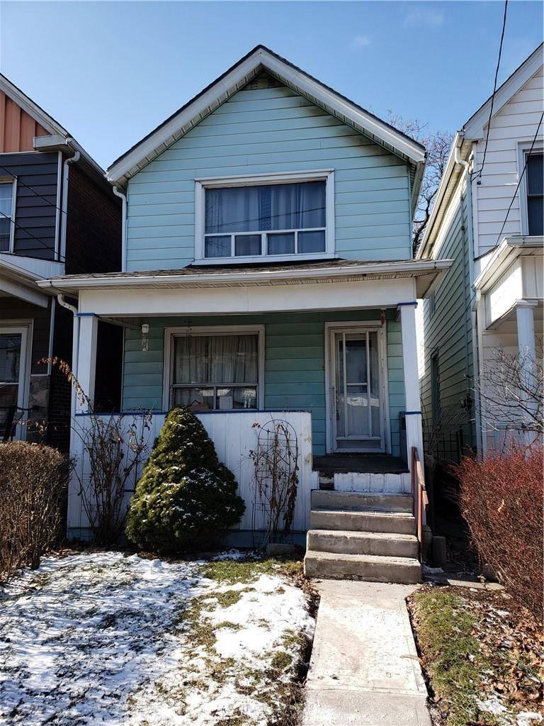 House for sale at 133 Avondale St Hamilton Ontario - MLS: H4072679