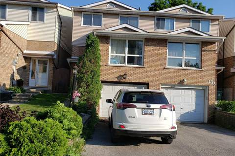 Townhouse for sale at 133 Aylmer Cres Hamilton Ontario - MLS: X4522278