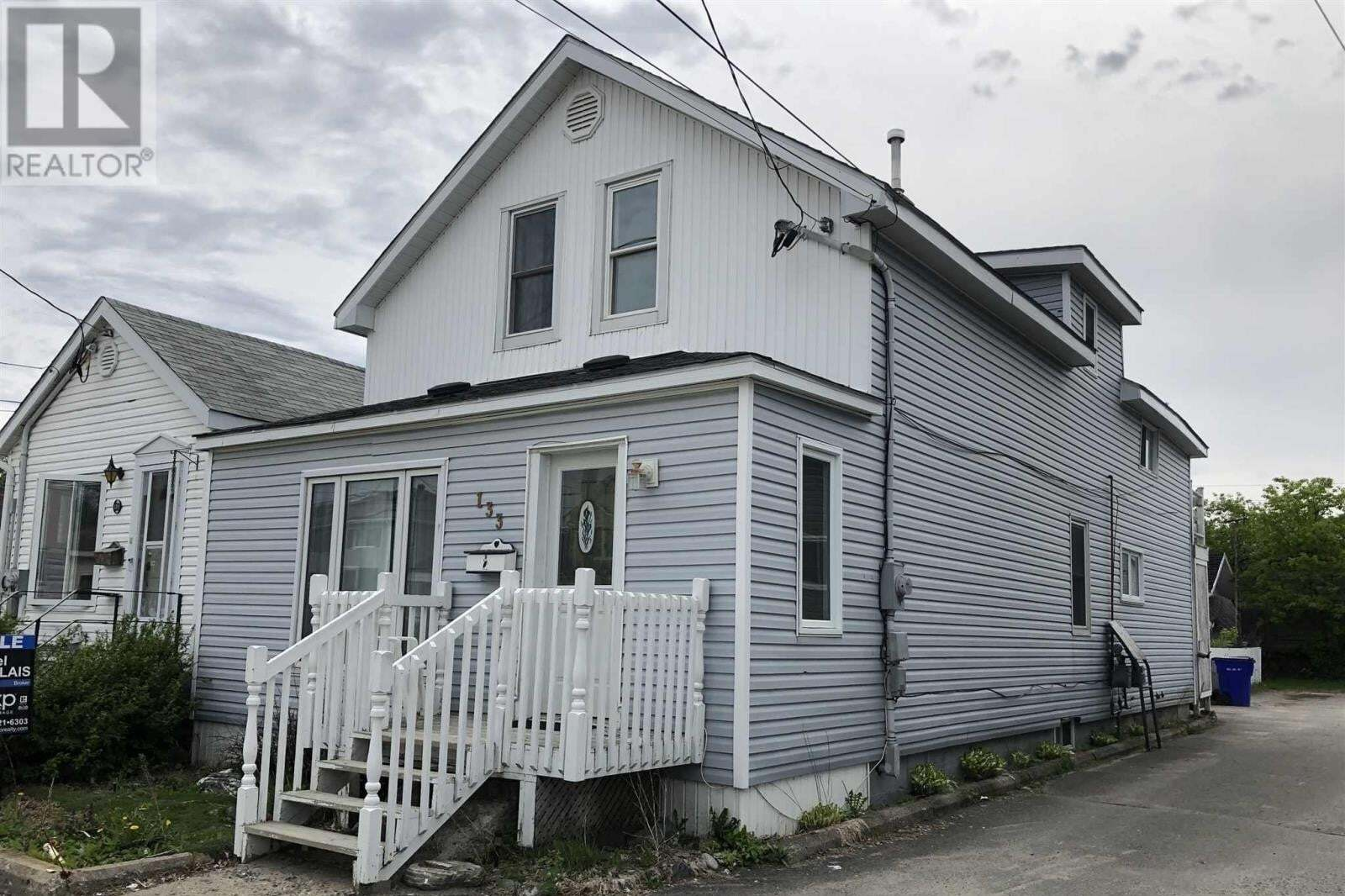 Townhouse for sale at 133 Birch St S Timmins Ontario - MLS: TM200452