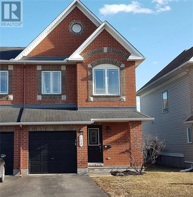 Townhouse for rent at 133 Branthaven St Ottawa Ontario - MLS: 1188350