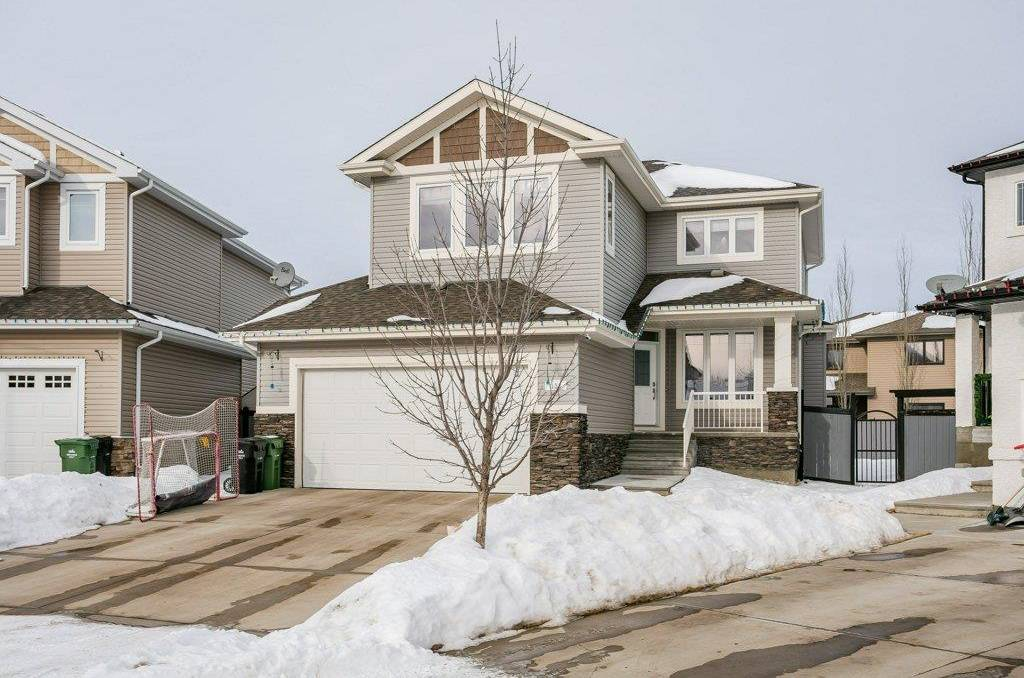 House for sale at 133 Bridgeport Ct Leduc Alberta - MLS: E4186008