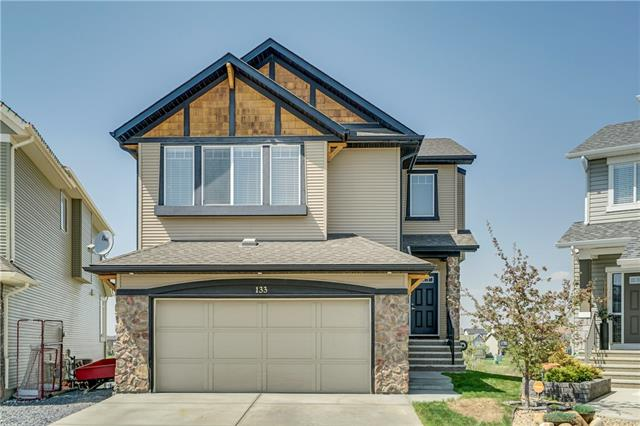 For Sale: 133 Brightonwoods Gardens Southeast, Calgary, AB | 3 Bed, 2 Bath House for $609,000. See 49 photos!
