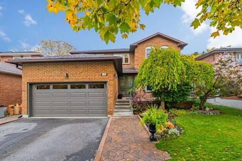 House for sale at 133 Carrington Dr Richmond Hill Ontario - MLS: N4667514