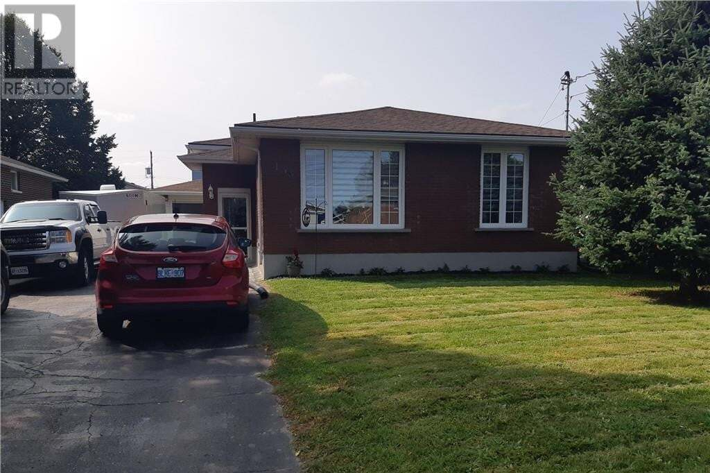 House for sale at 133 Charette Ave Chelmsford Ontario - MLS: 2088530