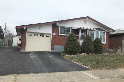 House for sale at 133 Classic Ave Welland Ontario - MLS: 30712304