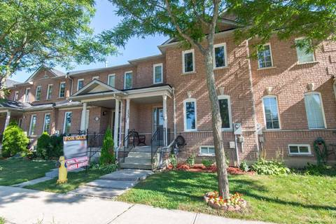 Townhouse for sale at 133 Colle Melito Wy Vaughan Ontario - MLS: N4553029