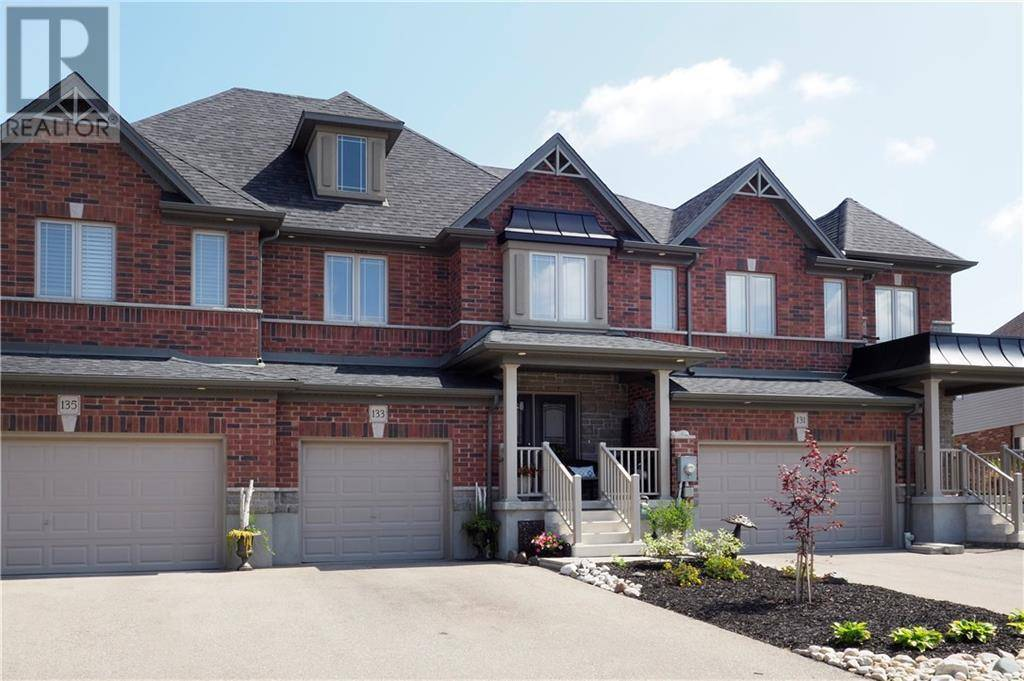 Townhouse for sale at 133 Coopershawk St Kitchener Ontario - MLS: 30758338