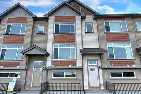 Townhouse for sale at 133 Copperstone Pk Southeast Calgary Alberta - MLS: C4255062