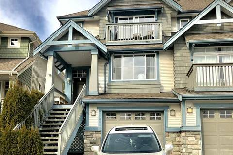 Townhouse for sale at 133 Forest Park Wy Port Moody British Columbia - MLS: R2345900