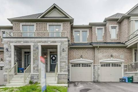 Townhouse for sale at 133 Fortis Cres Bradford West Gwillimbury Ontario - MLS: N4478689