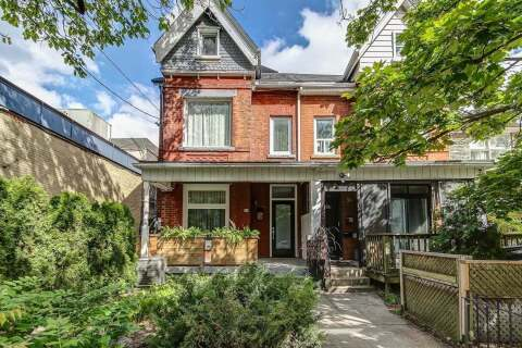 Townhouse for rent at 133 Grace St Toronto Ontario - MLS: C4919078