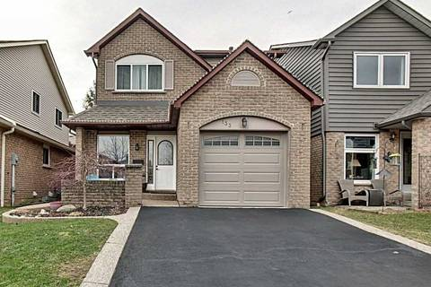 Home for sale at 133 Harvest Dr Milton Ontario - MLS: W4423379