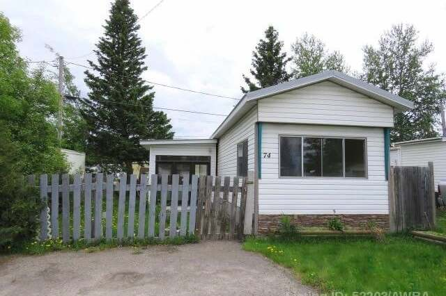 House for sale at 133 Jarvis Street  Hinton Alberta - MLS: AW52203