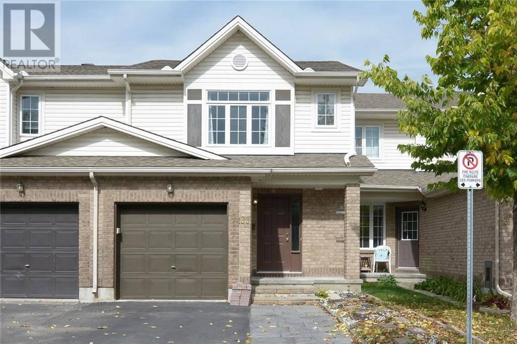 Townhouse for rent at 133 Kinross Pt Ottawa Ontario - MLS: 1174603
