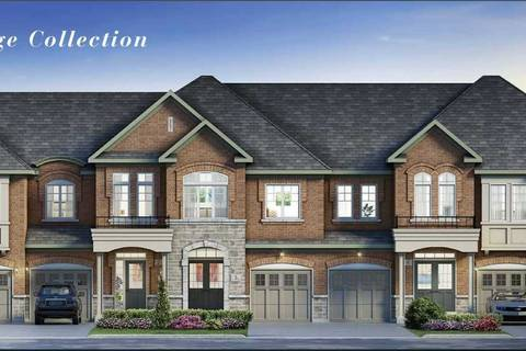 Townhouse for sale at 133 Knott End Cres Newmarket Ontario - MLS: N4408976