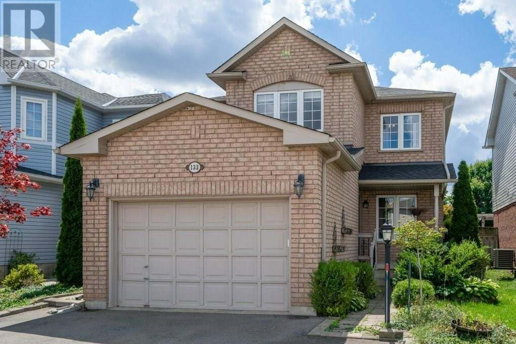 House for sale at 133 Langlaw Dr Cambridge Ontario - MLS: 30825403