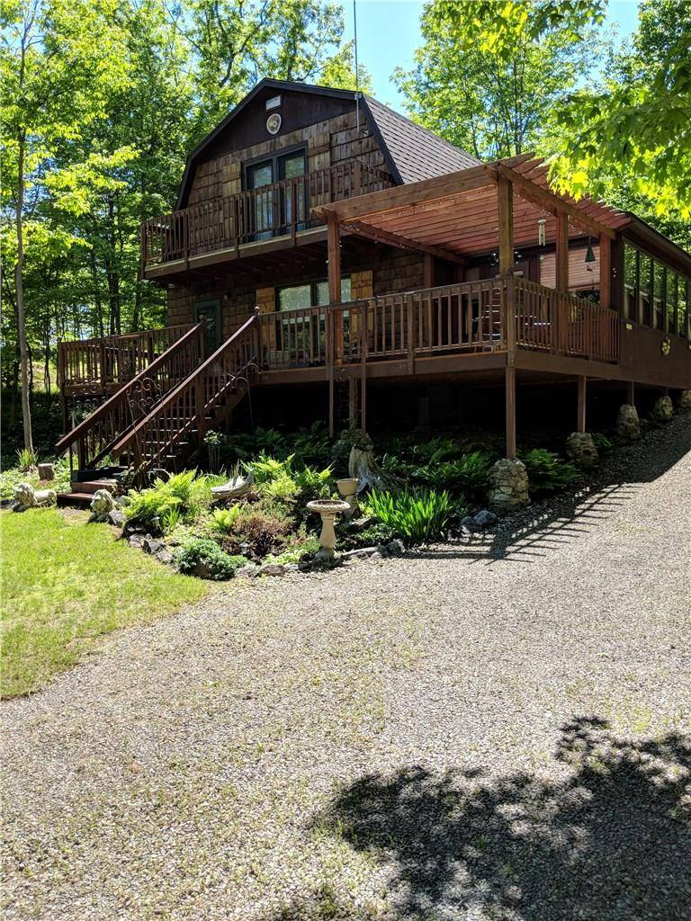 House for sale at 133 Leisure Point Dr Westport Ontario - MLS: 1155989