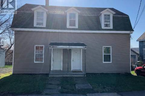 Townhouse for sale at 133 Mackay St Stellarton Nova Scotia - MLS: 201810906
