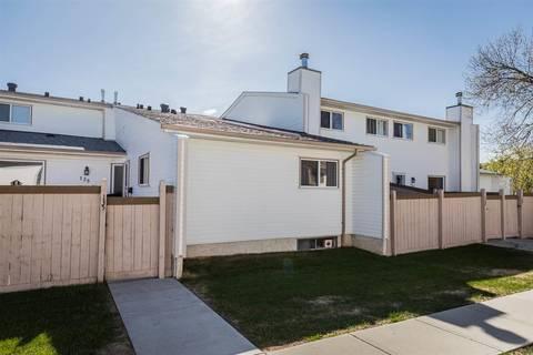 Townhouse for sale at 133 Marlborough Pl Nw Edmonton Alberta - MLS: E4142485