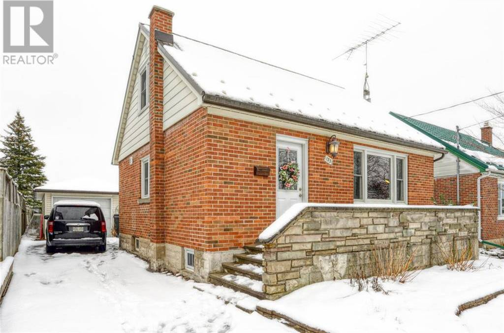 House for sale at 133 Mausser Ave Kitchener Ontario - MLS: 30799346