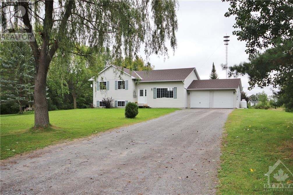 House for sale at 133 Mcgregor Dr Beckwith Ontario - MLS: 1209694