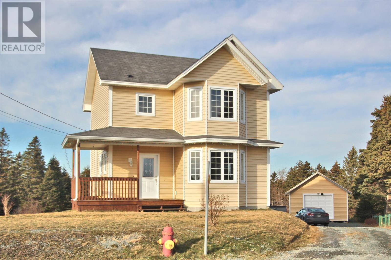 House for sale at 133 Neck Rd Bay Roberts Newfoundland - MLS: 1209379