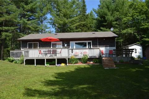House for sale at 133 North Deer Lake Rd Huntsville Ontario - MLS: X4542237