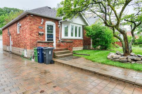 House for rent at 133 O'connor Dr Toronto Ontario - MLS: E4478910