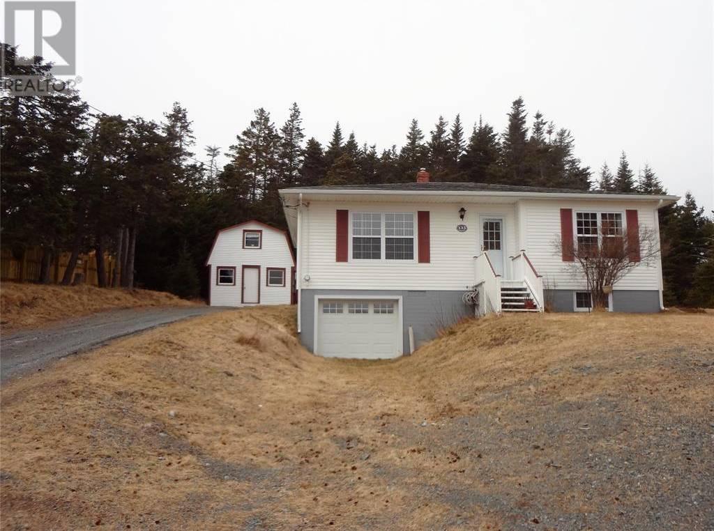 House for sale at 133 Otterbury Rd Clarke's Beach Newfoundland - MLS: 1199783