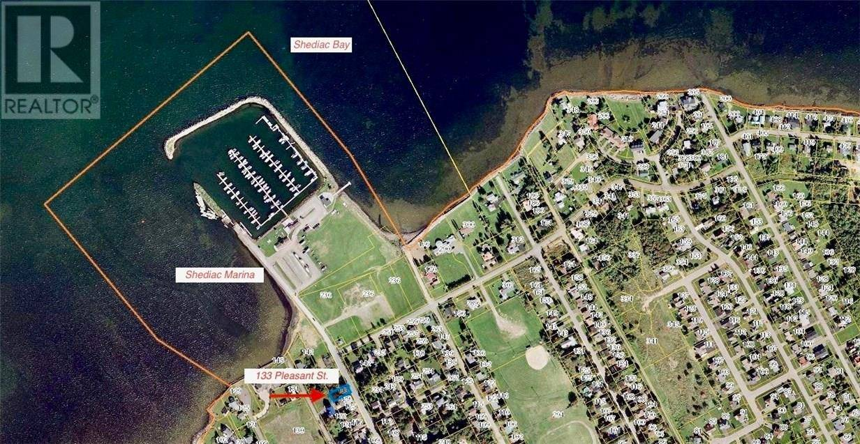 Residential property for sale at 133 Pleasant St Shediac New Brunswick - MLS: M127783