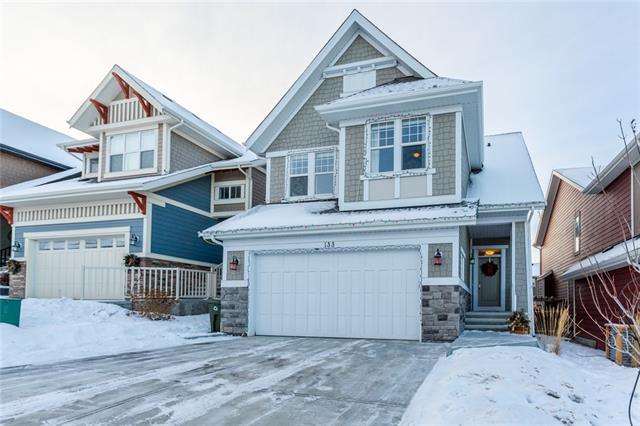 For Sale: 133 Riviera Crescent, Cochrane, AB | 3 Bed, 3 Bath House for $615,900. See 40 photos!