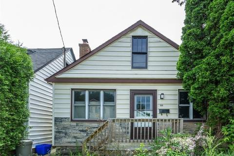 House for sale at 133 Royal Ave Hamilton Ontario - MLS: H4056676