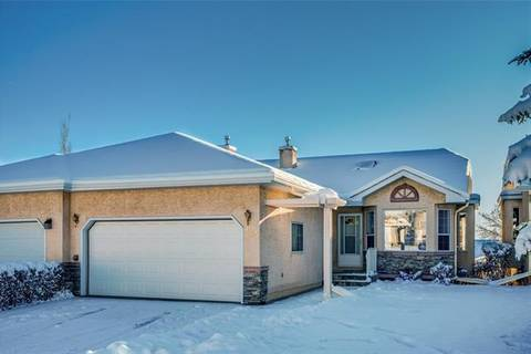 Townhouse for sale at 133 Sierra Morena Green Southwest Calgary Alberta - MLS: C4278017