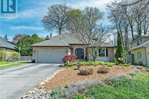House for sale at 133 Somerset Rd London Ontario - MLS: 195916