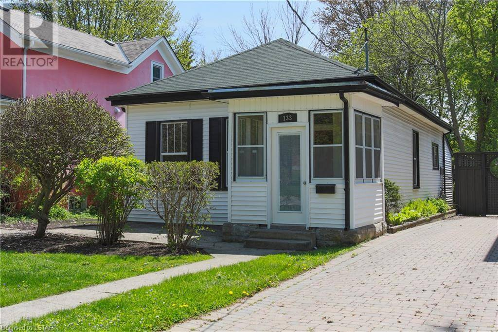 House for sale at 133 St. James St London Ontario - MLS: 219751