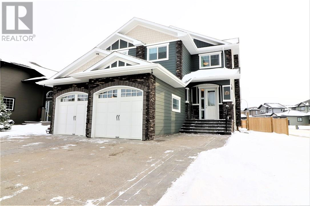 For Sale: 133 Traptow Close, Red Deer, AB | 3 Bed, 3 Bath House for $669,900. See 26 photos!