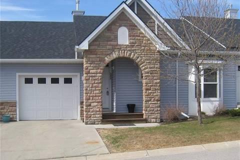 Townhouse for sale at 133 Tucker Circ Okotoks Alberta - MLS: C4287021