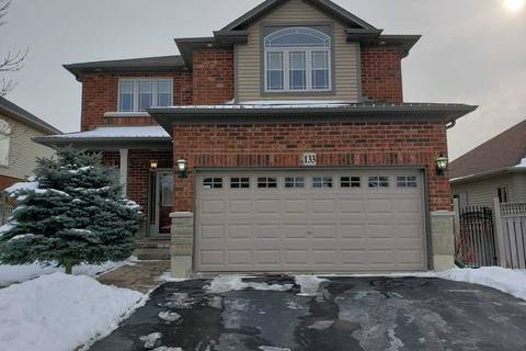 House for sale at 133 Valiant Circ Hamilton Ontario - MLS: X4706278